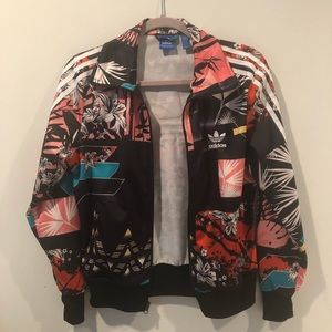 NWOT adidas originals track jacket